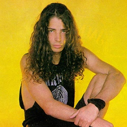 Chris Cornell in 1989